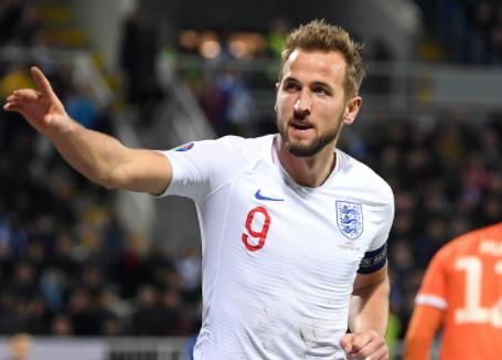 Harry Kane confident England rewriting history