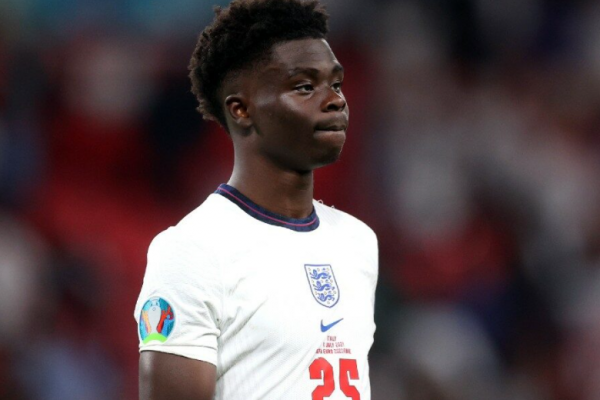 Euro 2020: Bukayo Saka opens up about missing penalty in Euro final - racially abused